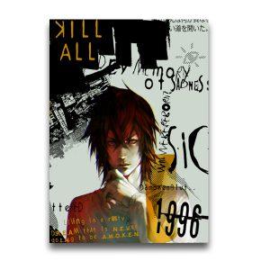 1996- Rising Evil cover